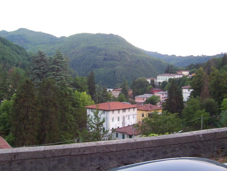 View into Bagni Di Lucca