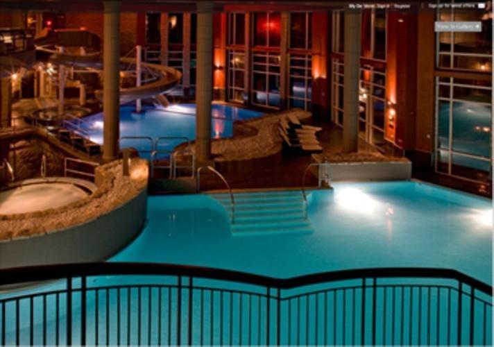 Leisure Centre Pool