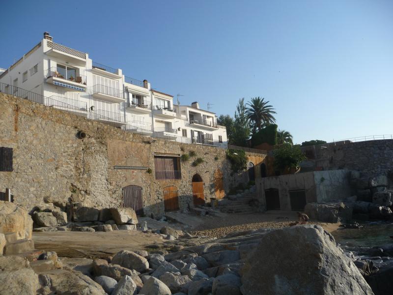 Sant Roc cove