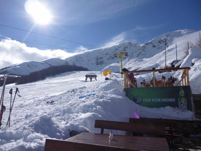 Great views from ski lift restuarants