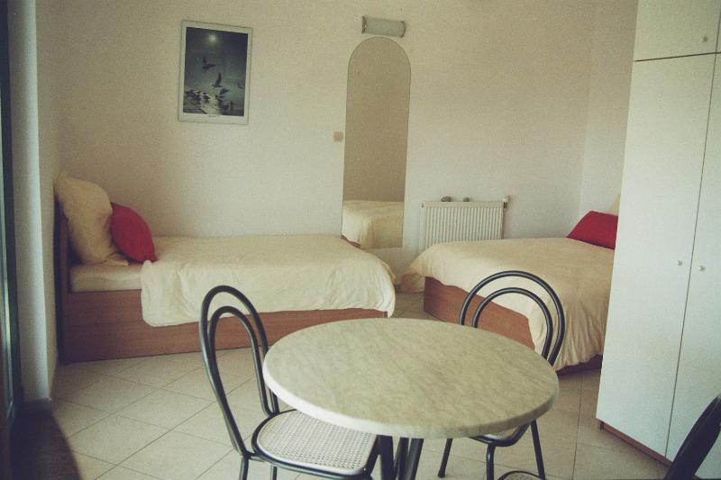 Apartment incl. one double bed and one single bed