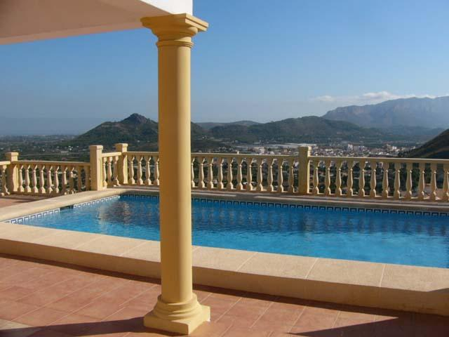 Villa Solana, vacation rental in Sagra