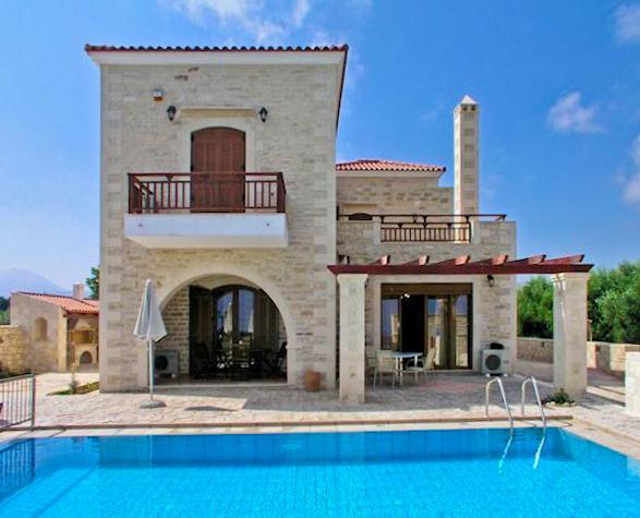 Erofili Luxury Villa, Asteri Rethymnon Crete, location de vacances à Asteri