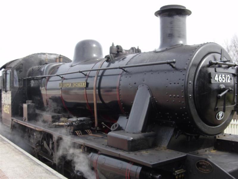 Go for a ride on a proper choochoo!! Strathspey Steam Railway,