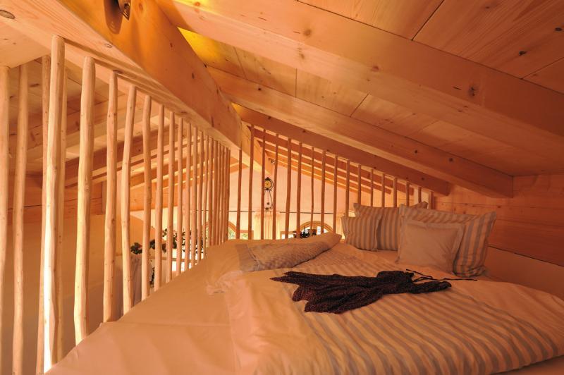 romantische Schlafgalerie