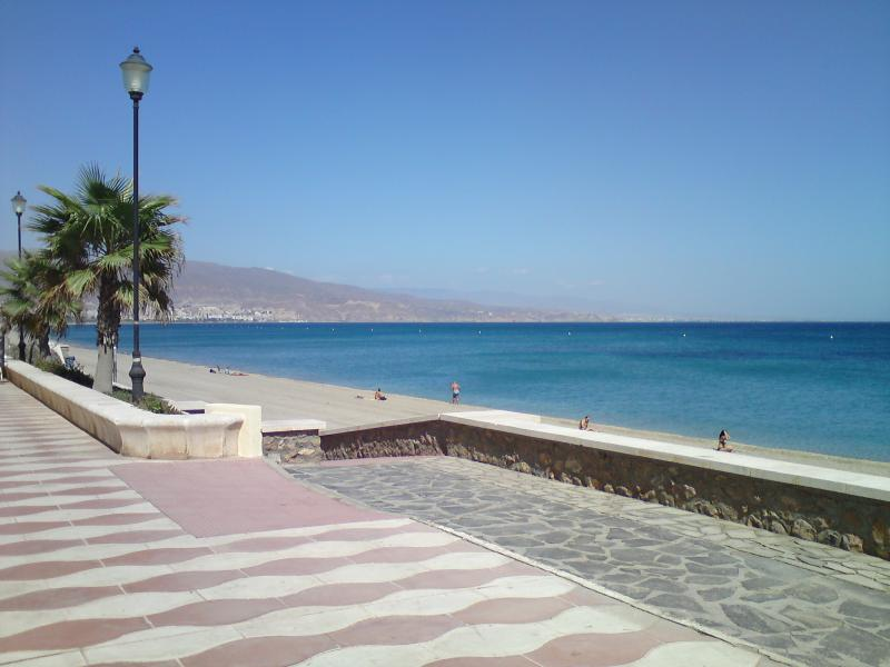 Sea Front (Approx 400m from Apartment!)