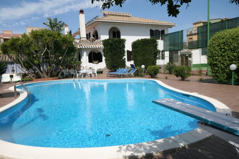 Villa Topazio, location de vacances à Quartu Sant'Elena