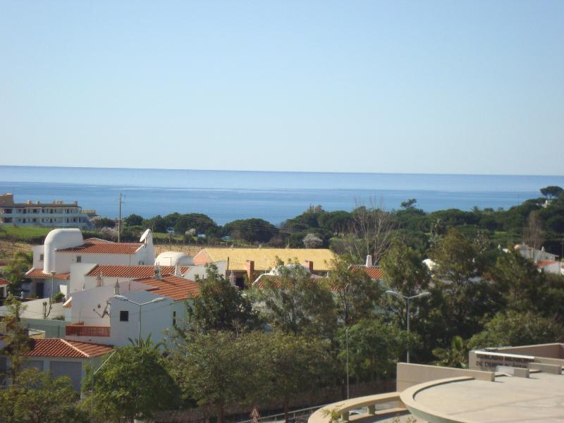 Sea View from Master bedroom