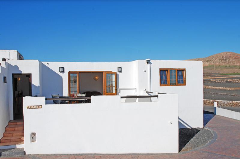 Casa Ida Exterior