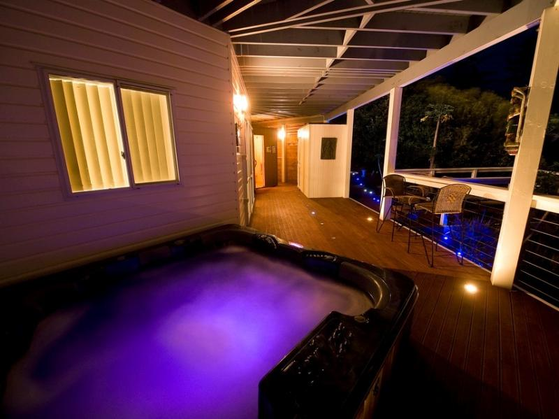 Jacuzzi/Spa and other recreational luxuries.