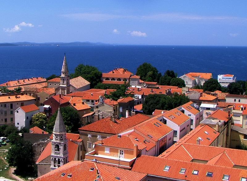 Historic Zadar is 20 minutes away.