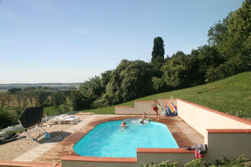 Lavalade, holiday rental in Caussade