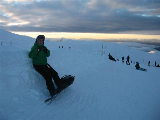 Skiier?  Boarder?  Plenty of fun to be hand on Cairngorm mountain during the winter months.