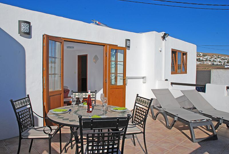 CASA IDA - LANZAROTE COUNTRY VILLAS, holiday rental in Nazaret