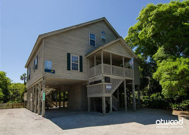 Lolligaggin' - Spacious Family Home Close To the Beach, holiday rental in Edisto Island