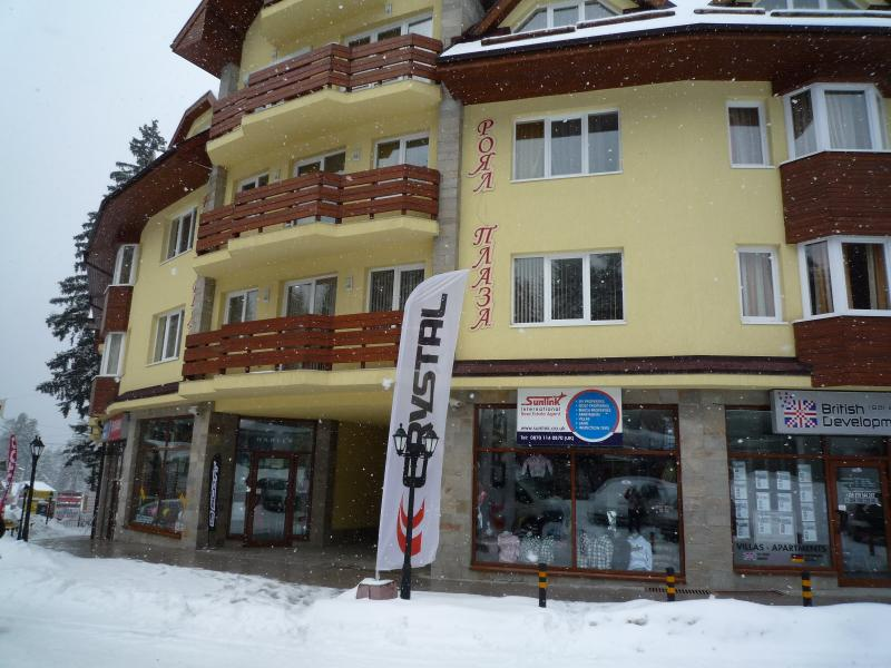 Superb one bed. Prime location, vacation rental in Borovets