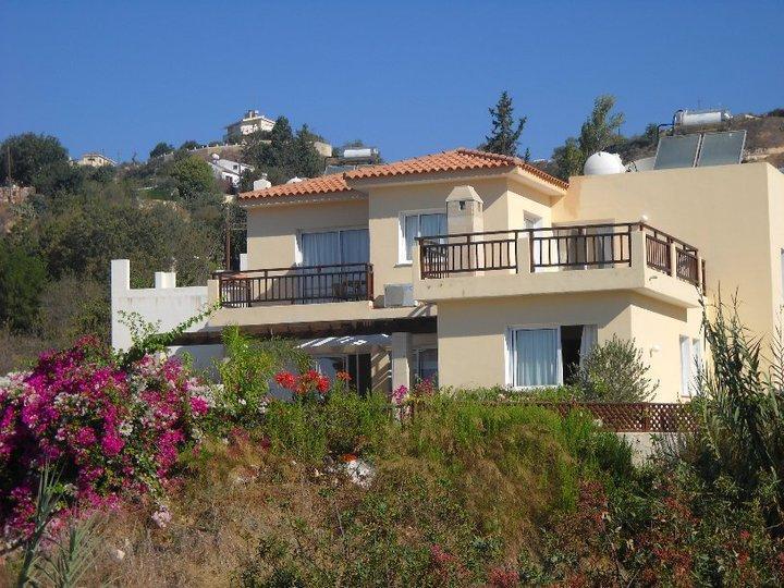 Villa Harmonia, Marathounta Village, Paphos, casa vacanza a Episkopi