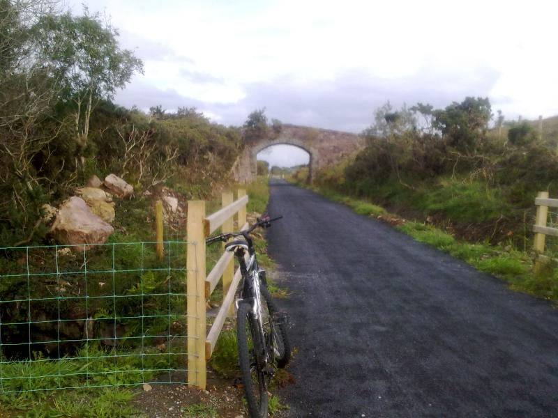 Greenway near Mulranny for Walking or Cycling