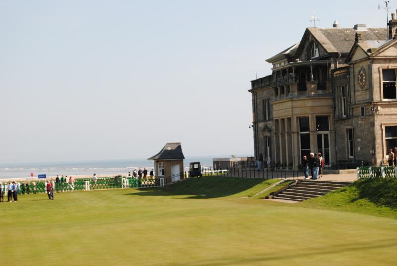 R & A , Golf Club, St Andrews