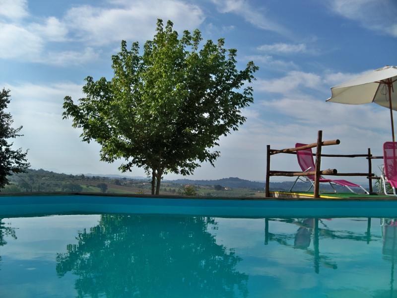 Lo Spirito Libero Tramonto, vacation rental in Poggiolo