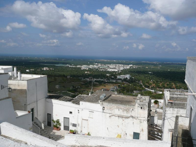 View from Ostuni