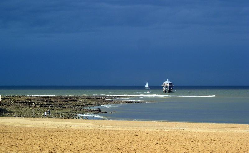 Minimes Beach - Lighthouse of the Bout du Monde