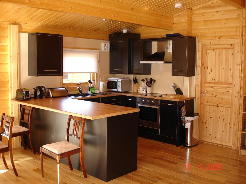 Nordic Lodge, holiday rental in Falkland