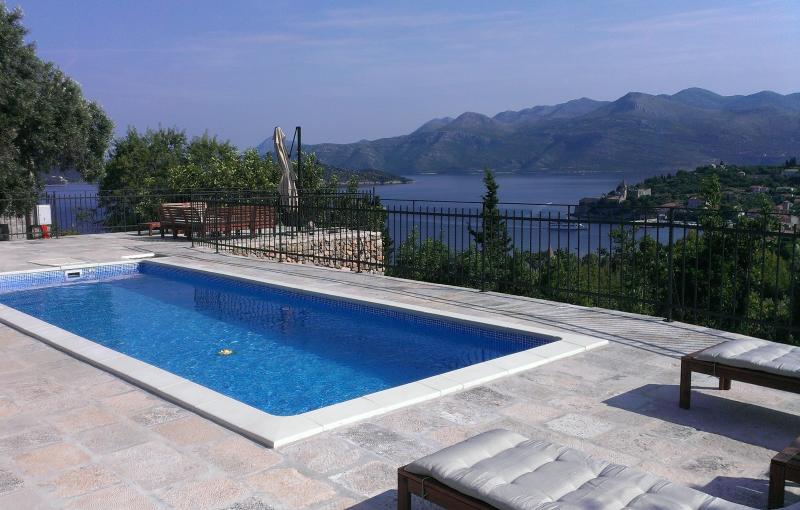 Villa with Private Pool and  amazing views