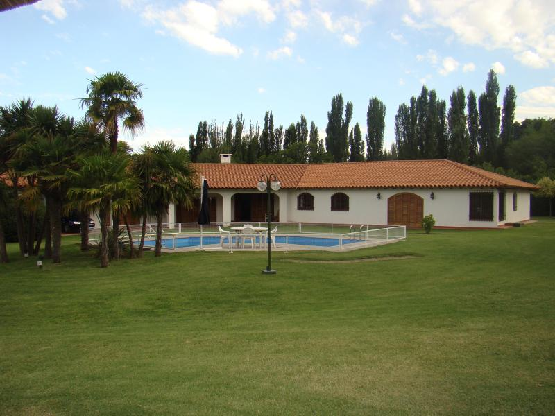 LA CASA SOÑADA, holiday rental in Lujan de Cuyo