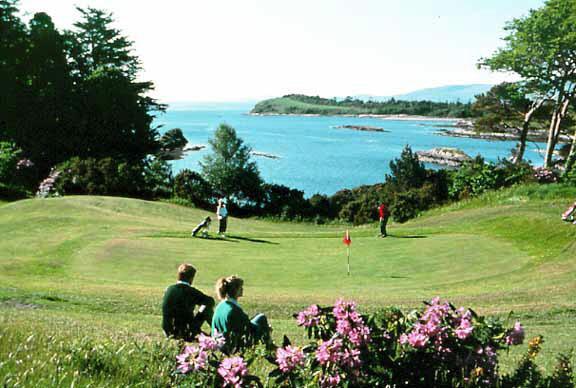 Parknasilla Golf Course