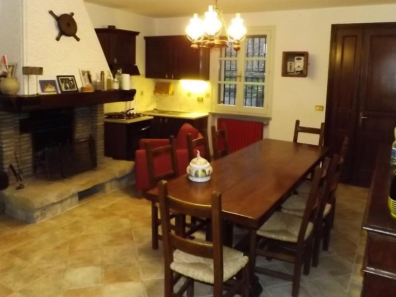 CASA IN COLLINA, holiday rental in Allumiere