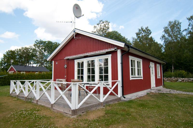 Lyckan 1, location de vacances à Sollefteå