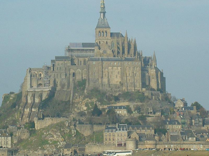 30 mins. Mt.St.Michel