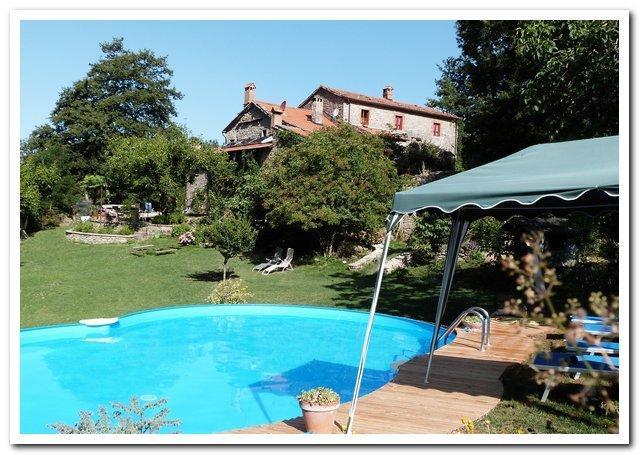 Doccione di Sotto - Capanna, casa vacanza a Bagno di Romagna
