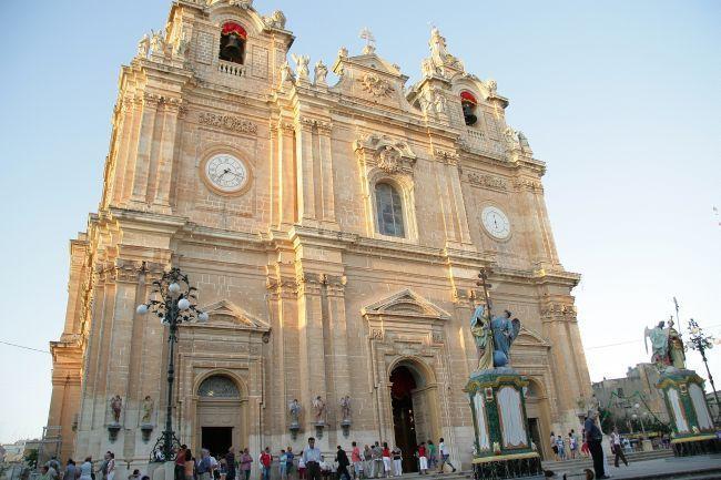 Birkirkara's Main Church