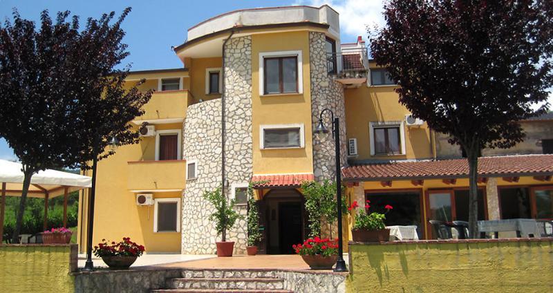 Hotel Borgo Antico, location de vacances à San Nicola