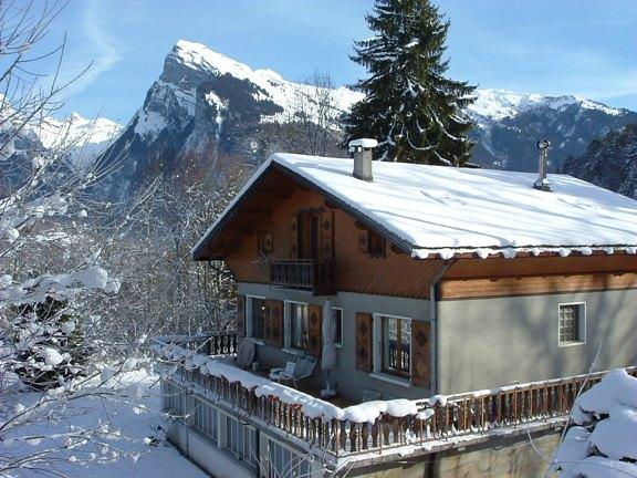 Chalet Marie Stuart - B&B, holiday rental in Grand Massif