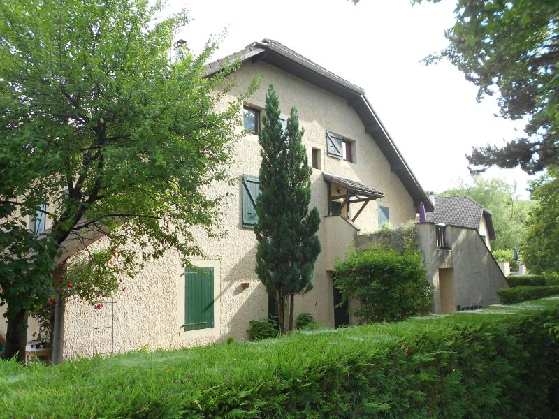 Residence ANNECY Les Floralies, holiday rental in Sillingy