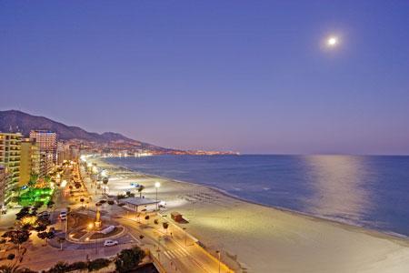 Fuengirola per nacht