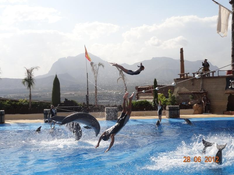 Mundomar Sea Life Park, Benidorm