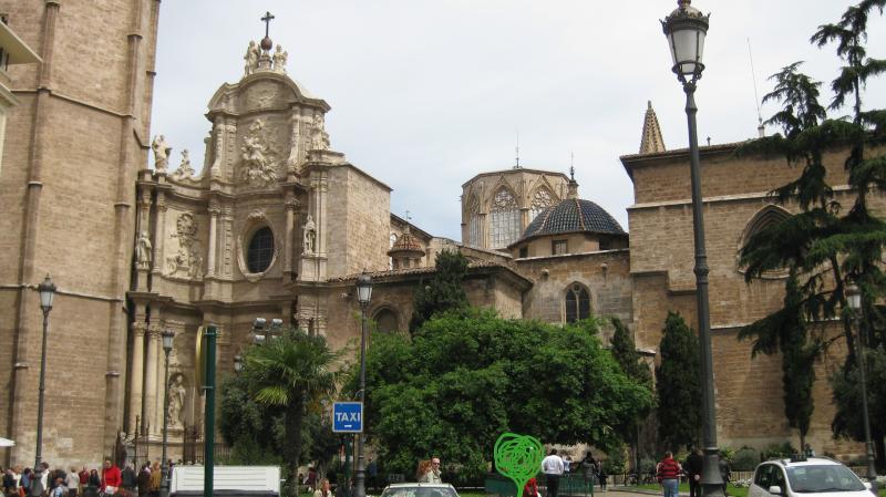 Plaza del la Reina