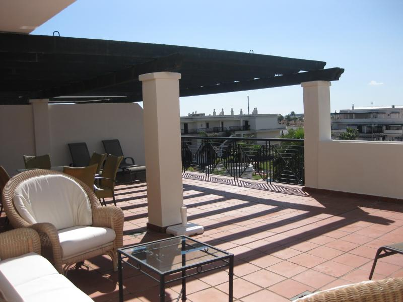 ANOTHER ASPECT OF TERRACE