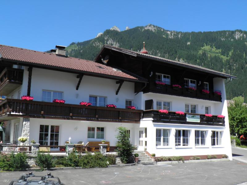 Alpenhof Wängle, holiday rental in Wangle