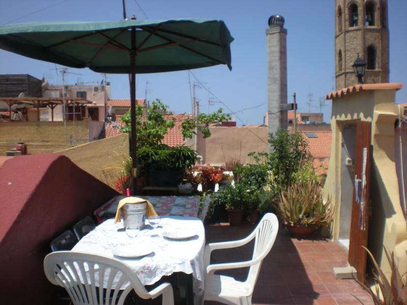Apartment in Historical Town, holiday rental in Sardinia