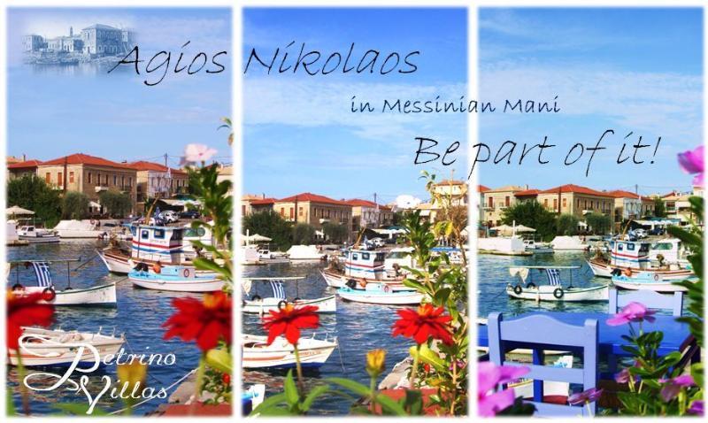 Aghios Nikolaos harbor