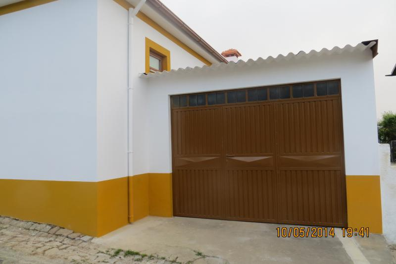 garagem privada