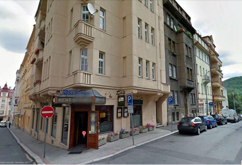Location Bulharska street 1