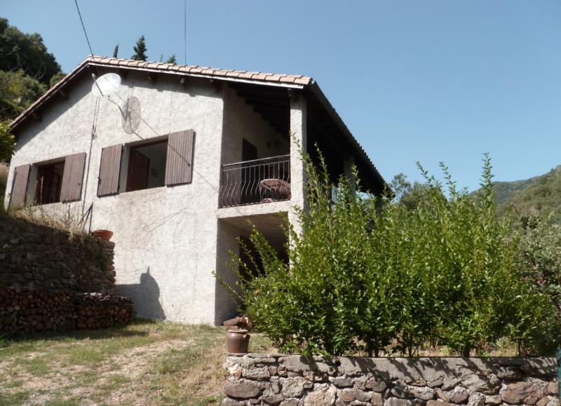Les Chataigniers, holiday rental in Valleraugue