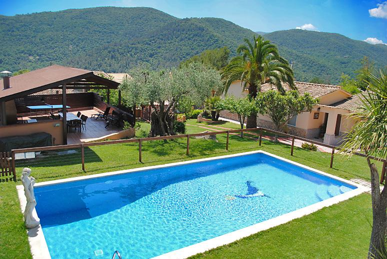 El Solei, holiday rental in Sant Esteve de Llemena