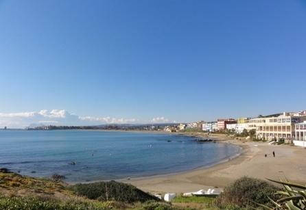 View towards Sotogrande
